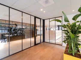 Amersfoort Oikocredit Maatwerk Interieur Complete Inrichting Kantoor Intermontage