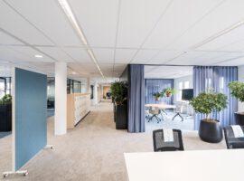 Amersfoort Waterschapshuis Interieur Second Life SLIM Wanden Maatwerk Plafonds Intermontage