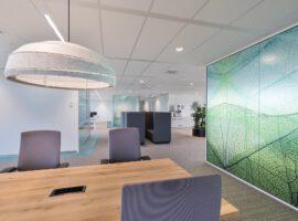 Amsterdam Hybride Werken Pandemie Bestendig Interieur Pandemic Proof Kantoor Inrichting Glaswanden Intermontage