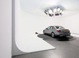 Apeldoorn Wensink Fotostudio Naadloze Gebogen Wand Intermontage