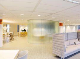 Arnhem TenneT MCE Duurzame Inrichting Kantoor Interieur BREAAM Intermontage