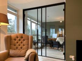 ClassicFrame Classic deur Glaswand Intermontage Particulier