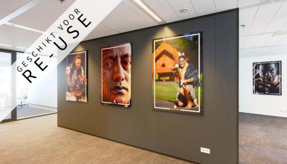 Den Haag Tribes Intermontage Wanden Het Nieuwe Werken