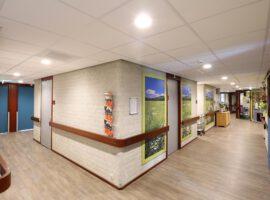 Deventer Solis Zorg Plafond Intermontage Ecophon Advantage