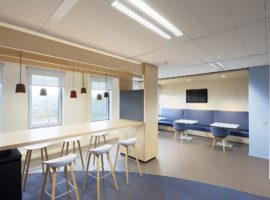 Deventer Wolters Kluwer Kantoortuin Interieur Intermontage IBP Interieurbouw