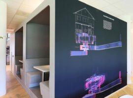 Duurzaam Hergebruik Materiaal Lelystad Waterschap Second Life Reclyclen Interieur Intermontage
