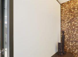 Gesloten Systeemwand Nulvoeg Kantoor Intermontage