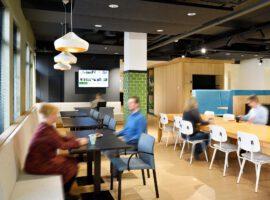 Helmond Woonpartners Circulair Interieur Kantoor Plafonds Wanden Intermontage