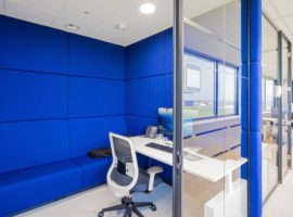 Hoofddorp ALD Automotive Kantoor Complete Verdieping Inrichten Interieur Intermontage