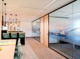 IADC Dredging Compleet Interieur Kantoor Intermontage IBP Interieurbouw