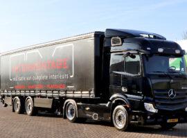 Intermontage Oplevering Vrachtwagen Trailer Wensink Wemacon 000