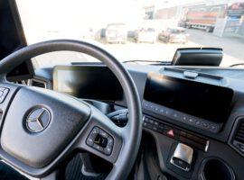 Intermontage Oplevering Vrachtwagen Trailer Wensink Wemacon 012