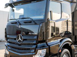 Intermontage Oplevering Vrachtwagen Trailer Wensink Wemacon 013
