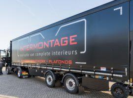 Intermontage Oplevering Vrachtwagen Trailer Wensink Wemacon 014