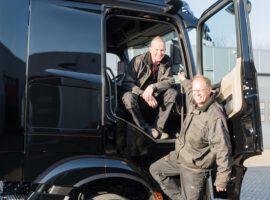 Intermontage Oplevering Vrachtwagen Trailer Wensink Wemacon 015