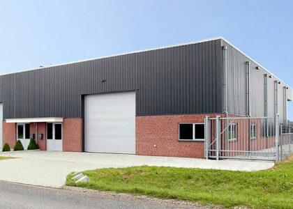 Intermontage Twente Borne pand