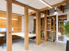 Klarenbeek Bureau Bas Architecten Kantoor Maalderij Monument Complete Inrichting Intermontage