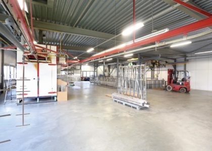 Locatie Coating Poedercoating Intercoating Intermontage Terwolde