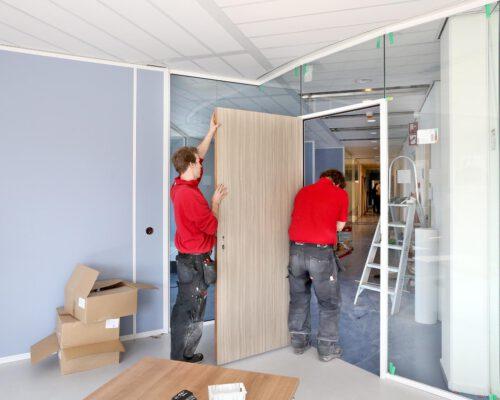 Montage Medisch Centrum Veluwe Intermontage Van Dalen
