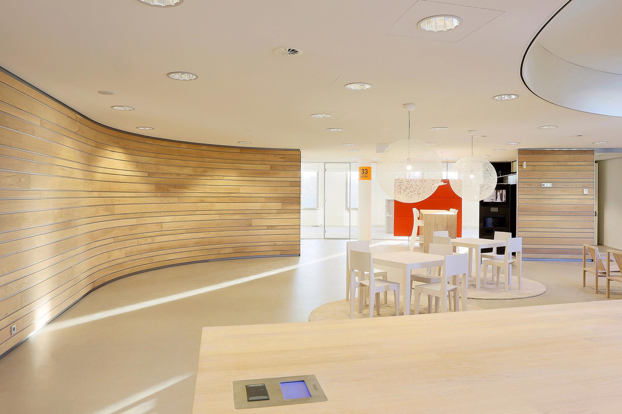 Naadloos Akoestisch Systeemplafond Monolitisch Plafond Egaal Intermontage