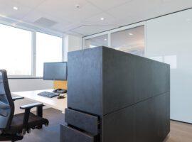 Office Divider Kantoor Kast Werkplek Maatwerk Interieur Intermontage Interieurbouw