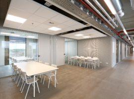 Plafondeiland Systeemplafond Zwevend Eiland Plafond Akoestisch Intermontage