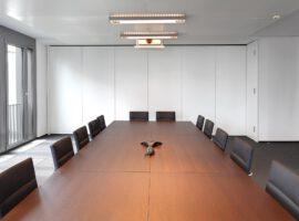 Premium Classic Mobiele Paneelwand Vouwwand Verplaatsbare Paneel Wand Intermontage