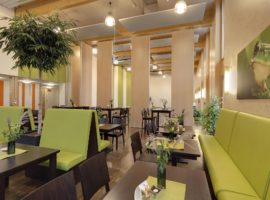 Premium GREENLINE Mobiele Paneelwand Vouwwand Verplaatsbare Paneel Wand Intermontage