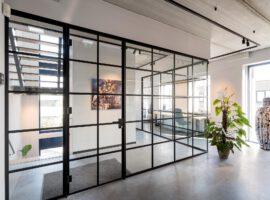 Glazen Systeemwanden Classic Wand Intermontage