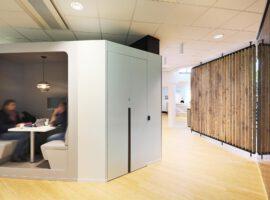 SLIM Second Life Intermontage Hergebruik voor Duurzame Inrichting Circulair Kantoor