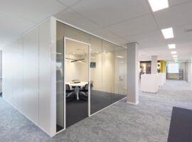 Tilburg SCAB Accountants Advies Interieur Kantoor Renovatie Intermontage