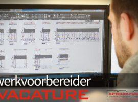 Vacature Intermontage Werkvoorbereider BIM Revit Terwolde