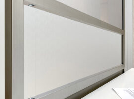 Verkiezingsscherm Covid-19 Corona Scherm Maatregel Intermontage