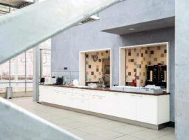 Wilp, Schoneveld Breeding PlantXperience Kantoor Kas Maatwerk Interieur Intermontage